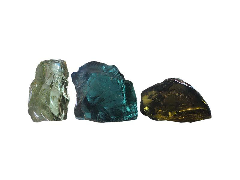 Natural Obsidian Set
